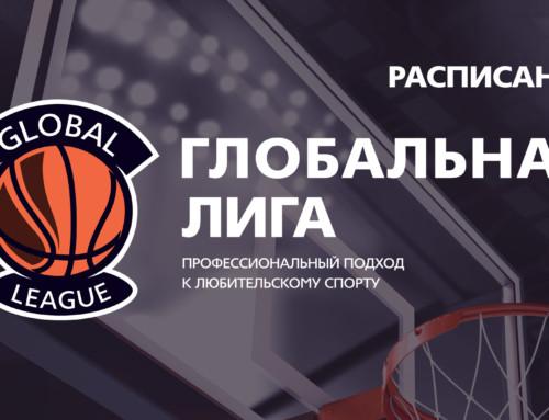 Глобальная Лига-2020/2021 🏀 Двадцать первый тур